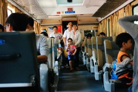 Giảm 60% giá vé tàu Sài Gòn - Phan Thiết dịp nghỉ lễ