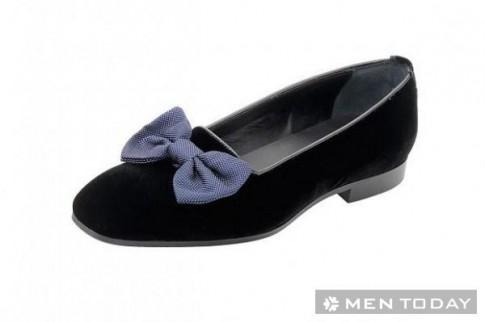 Giày nam mùa thu 2013 dành cho các chàng từ Alberto Moretti