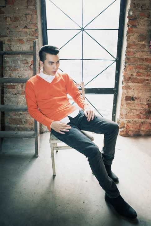 Giúp chàng mặc đẹp như Kim Tan