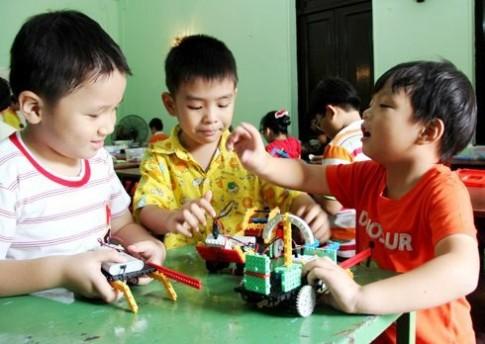 Giúp trẻ phát triển khả năng tập trung và trí nhớ