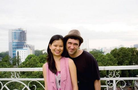 Hạnh phúc từ căn hộ bên sông Sài Gòn