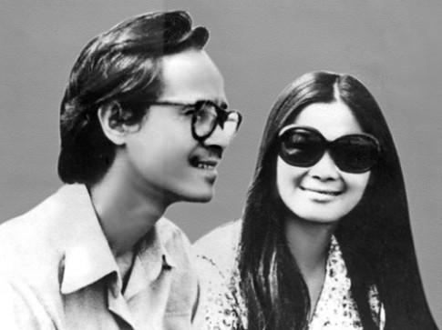 Hình ảnh đẹp của Khánh Ly thời trẻ