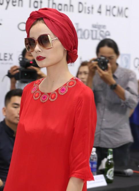 Hồ Ngọc Hà truyền cảm hứng thiết kế cho sinh viên thời trang