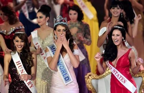 Hoa hậu Nam Phi đăng quang Miss World 2014