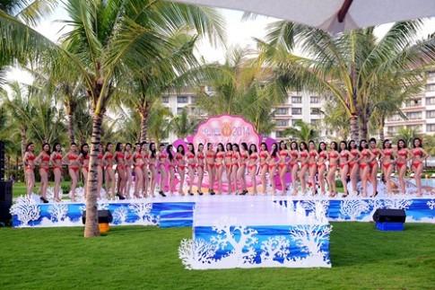 Hoa hậu Việt Nam: Nóng bỏng và gay cấn cùng Người đẹp biển
