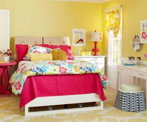 Học cách xếp đồ phòng ngủ ai nhìn cũng khen