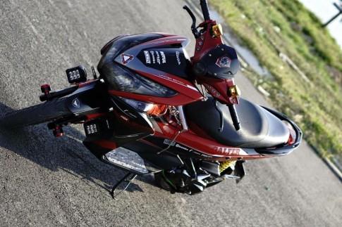 Honda Air Blade độ nổi bật đầy phong cách của biker Việt