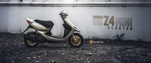 Honda Dio Z4 đầy phong cách và cá tính của biker Thái Lan