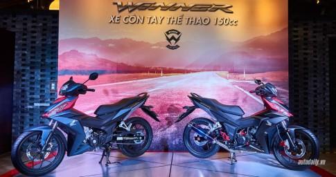 Honda WINNER 150 chốt giá từ 45,5 triệu đồng tại Việt Nam