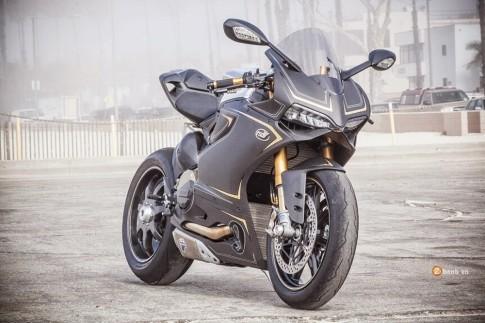 Hút hồn với Ducati 1199 Panigale S độ cực chất từ Roland Sands