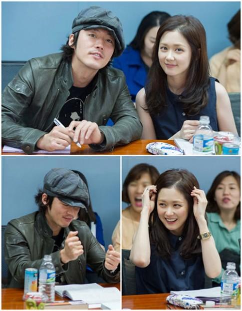 Jang Nara trẻ ngạc nhiên ở tuổi U40