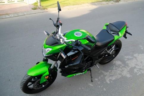 Kengo X350 mẫu nakedbike 320 phân khối giá chỉ 98 triệu đồng tại VN