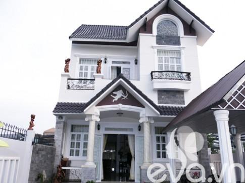 Khoe nhà: 320m2 nhà Đồng Nai xinh, sang