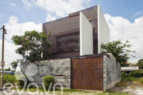 Khoe nhà: Nhà Sài Gòn, nhìn muốn khen