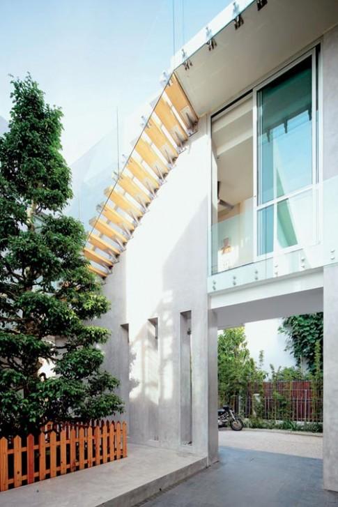 Khoe nhà: Nhà tối giản vẫn xịn như bảo tàng
