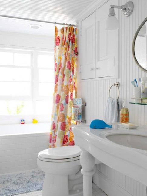 Không gian đẹp mê hồn của phòng tắm