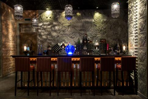 Kiến trúc độc đáo của các quán bar tại TP HCM