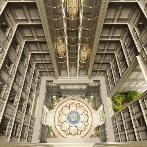'Kiệt tác vượt thời gian' D'.Palais de Louis
