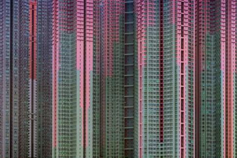 Kinh ngạc nhà chọc trời san sát ở Hồng Kông