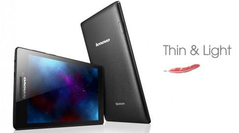 Lenovo Tab 2 A7-10: Giải trí đa phương tiện toàn diện trong tầm giá
