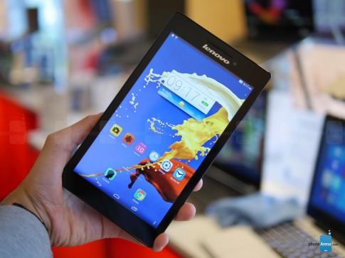 Lenovo Tab 2 A7-10: Tablet phổ thông có thiết kế ấn tượng cùng giá trị sử dụng tuyệt vời.