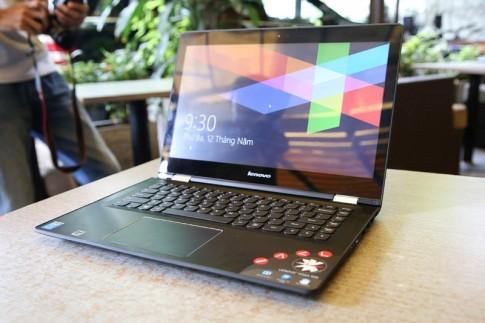 """Lenovo Yoga 500 15,6"""": Người bạn đồng hành cùng các bạn sinh viên trên mọi nẻo đường"""