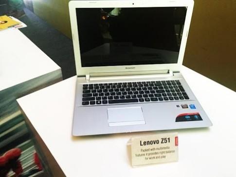 Lenovo Z5170: Làm việc văn phòng hiệu quả với màn hình lớn Full HD cùng bàn phím nhập liệu AccuType
