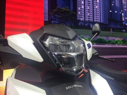 Lộ ảnh Honda Winner 150 chạy thử tại Malaysia có nhiều điểm khác biệt