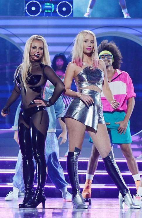 Màn giảm cân ngoạn mục của Britney Spears