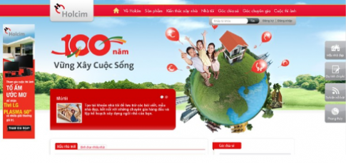Mạng xã hội đầu tiên cho người xây nhà Việt Nam