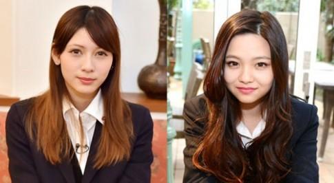 Mắt to, mặt tròn đang là chuẩn mực đẹp của phụ nữ Nhật Bản