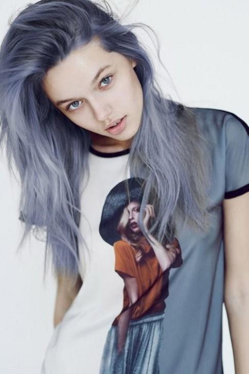 Màu tóc lên ngôi dành cho nàng cá tính mạnh