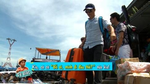 Minh Khang là ông bố ít được yêu thích nhất