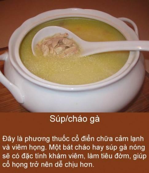 Món ngon siêu bổ cho trẻ bị ốm