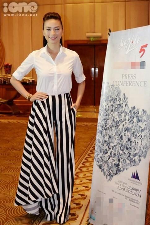 Mốt quần váy được sao Việt lăng xê khi hè về