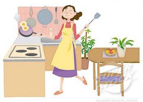 Nấu ăn cho trẻ: lỗi 'khổ lắm nói mãi'