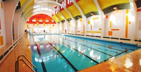 Ngắm hồ bơi đẹp nhất Paris