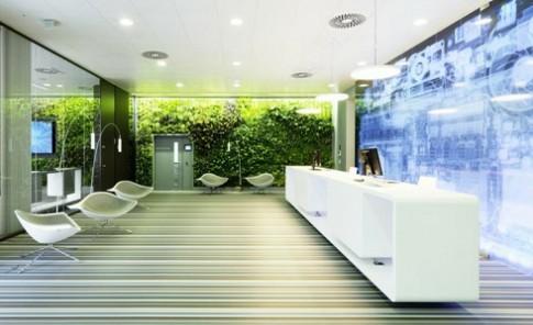 Ngắm văn phòng Microsoft tuyệt đẹp tại Vienna
