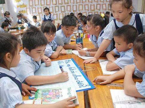 Nghèo vẫn cho con học trường Quốc tế