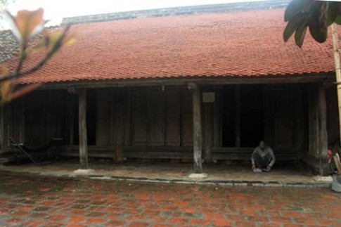 Ngôi nhà 200 tuổi đẹp nhất xứ Thanh