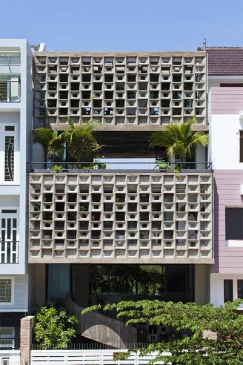 Ngôi nhà ở Sài Gòn đoạt giải quốc tế