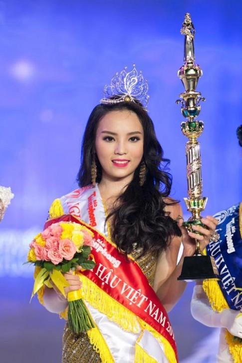 Nguyễn Cao Kỳ Duyên giảm 14kg trong 3 tháng để thi hoa hậu