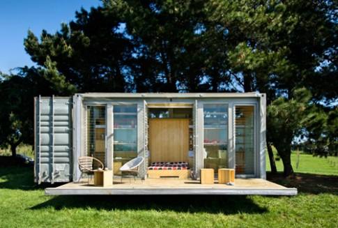 Nhà container 'xịn' như căn hộ tiện nghi