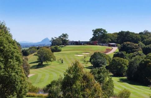 Nhà đẹp cho người mê chơi golf