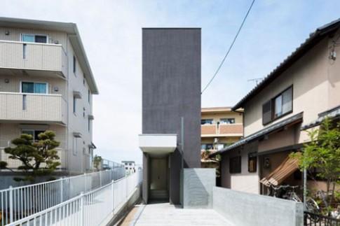 Nhà mặt tiền 4 mét vẫn đẹp 'ngỡ ngàng'