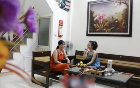 Nhà nhỏ xinh xinh của MC Thùy Linh