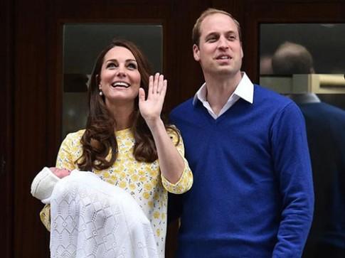 Nhan sắc tuyệt đẹp của tiểu công chúa nước Anh khi lớn