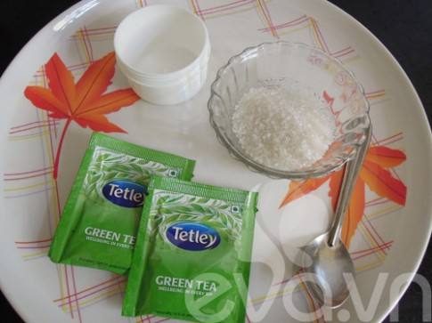Nhật ký Hana: Hết mụn, trắng da nhờ trà xanh