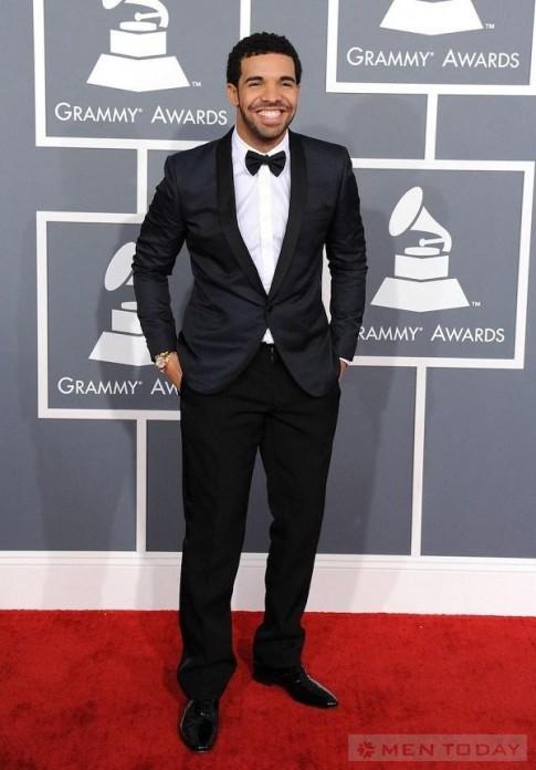 Những bộ cánh đẹp nhất thảm đỏ Grammy 2013