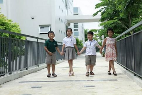 Những bộ đồng phục tiền triệu của học sinh Hà Nội